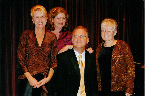 Quartet portrait
